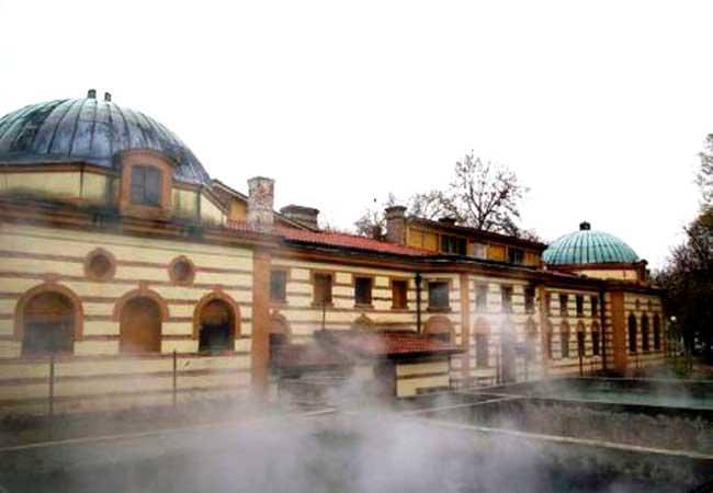 Курорт Кюстендил