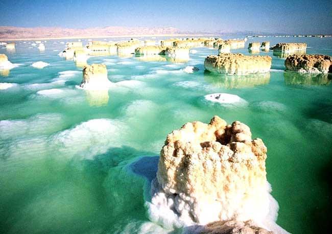Процедуры и лечение псориаза на Мёртвом море