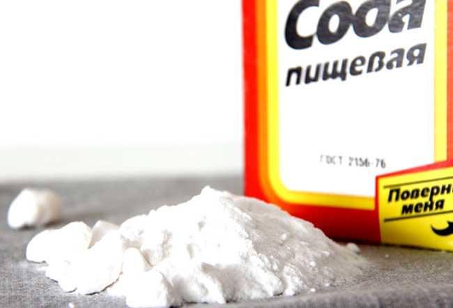 Лечение псориаза содой в домашних условиях
