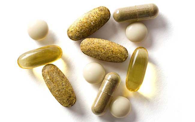 БАДы и витамины при псориазе