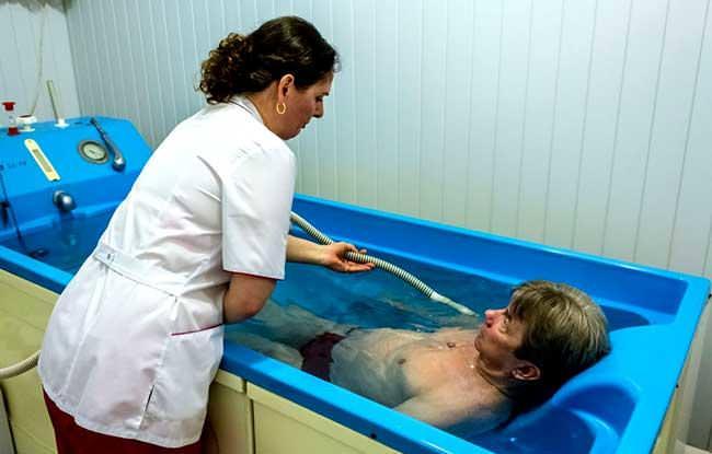 Сероводородные ванны в лечении псориаза