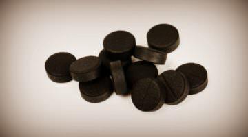 Активированный уголь при псориазе