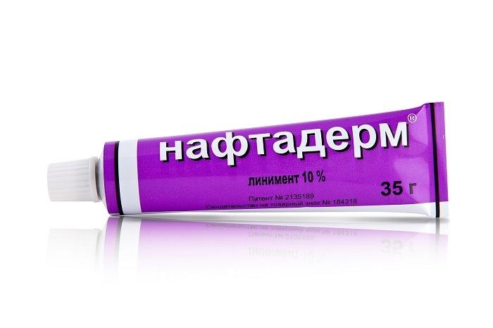 Препарат Нафтадерм